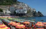 Herrliche Strände an der Amalfiküste - Fotoartikel