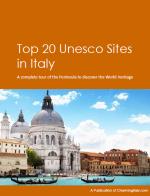 Top 20 Unesco sites in Italy