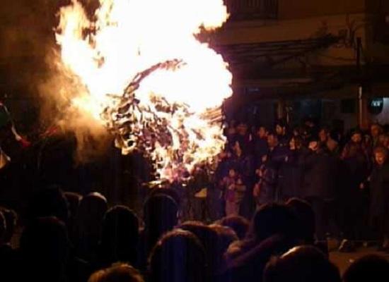 Easter Tradition in Puglia