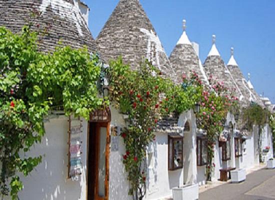 A Romantic Getaway in Puglia - Alberobello