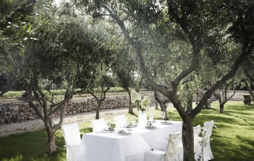 Urlaub in Apulien - Masseria Alchimia, Fasano
