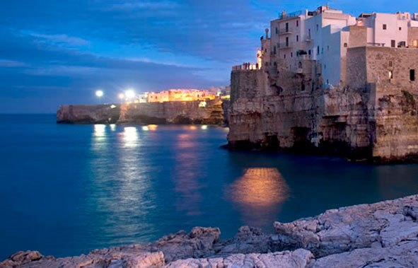 The luxury face of Apulia
