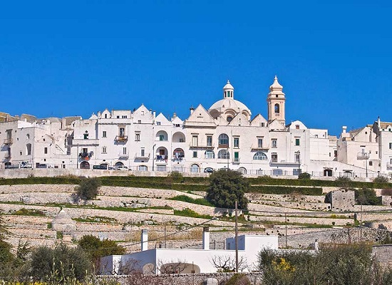 A Romantic Getaway in Puglia - Locorotondo