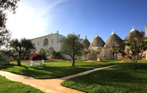 Urlaub in Apulien - Masseria Cervarolo, Ostuni