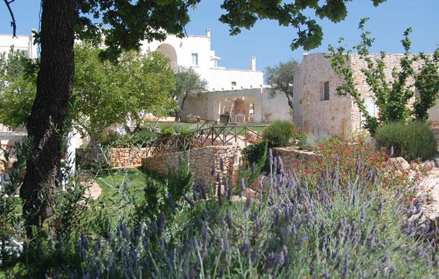 A Romantic Getaway in Puglia - Masseria Cervarolo