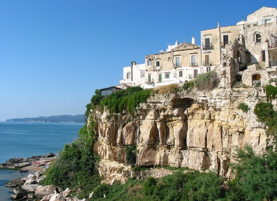 Snapshots of the Gargano - Vieste