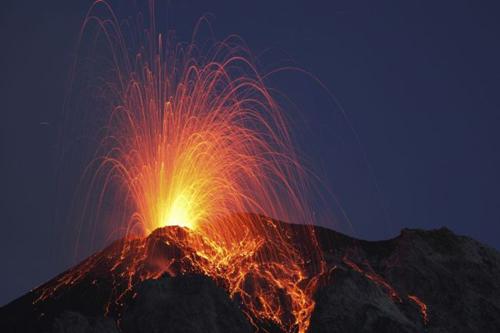 Romantisches Septemberwochenende auf Sizilien: Stromboli