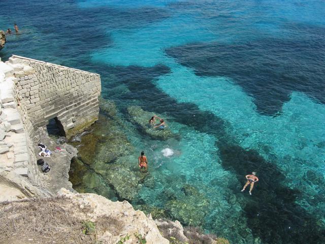 Take a luxury break from the hot summer: Bue Marino, Favignana