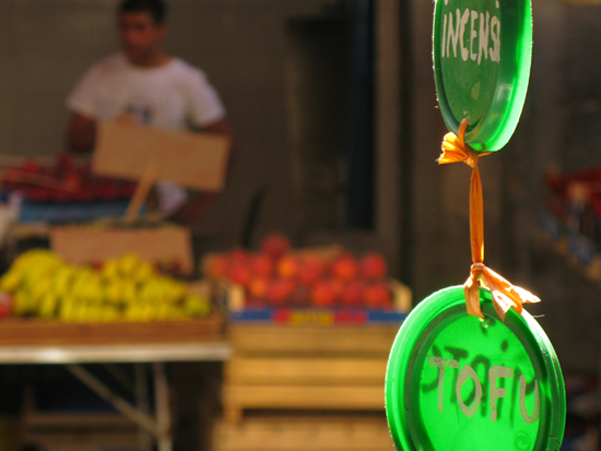 Sizilien - Markt