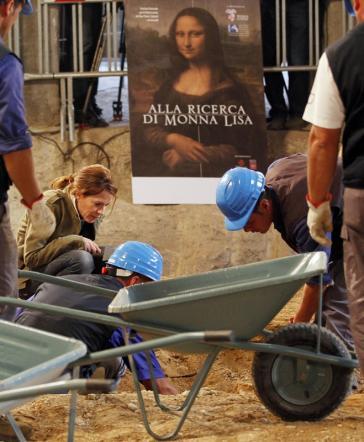Mona Lisa könnte immer noch in Florenz sein
