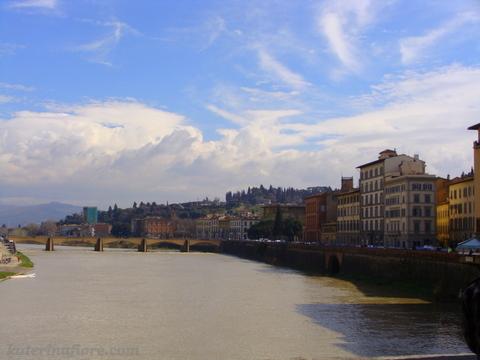 Firenze, Toscana - Arno