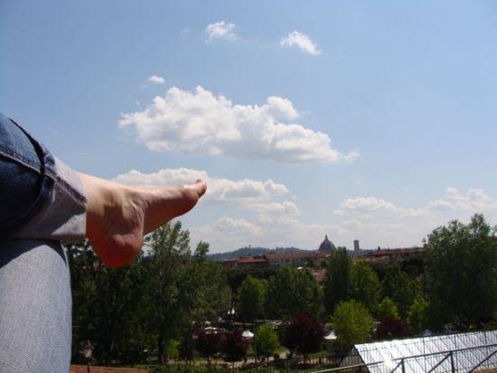 Grünanlagen und Parks in Florenz