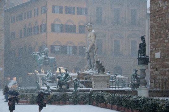 Firenze - Toscana in Inverno