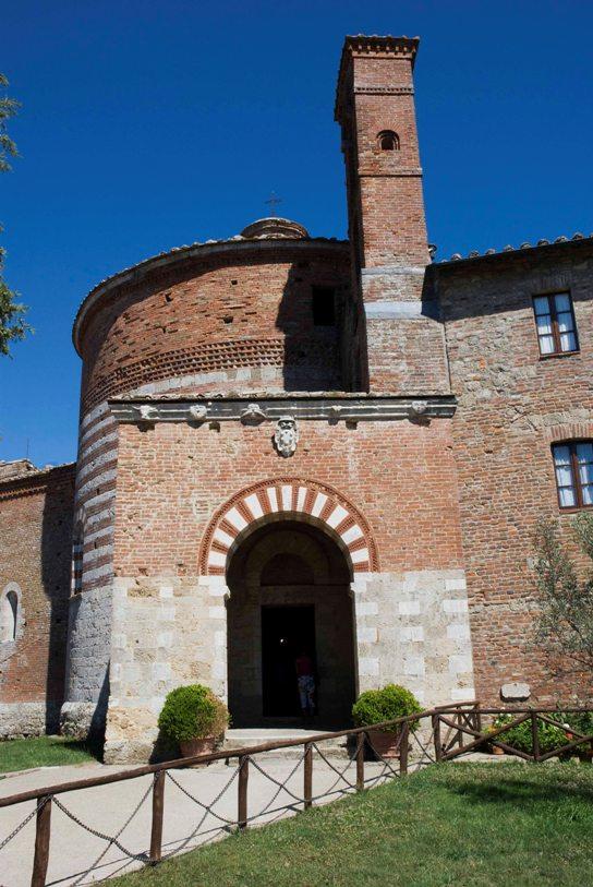 La Cappella di Montesiepi