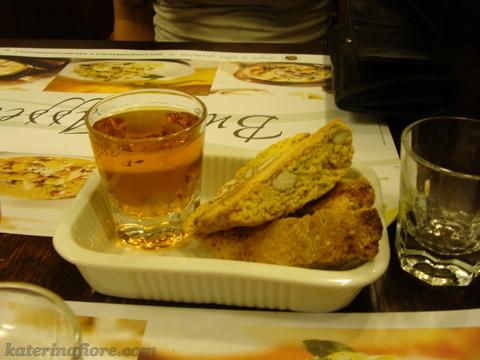 Piatti della Cucina Toscana - Cantucci