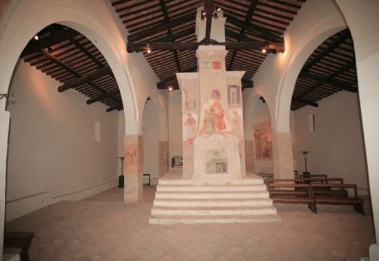 La Chiesa di Santa Maria della Colonna