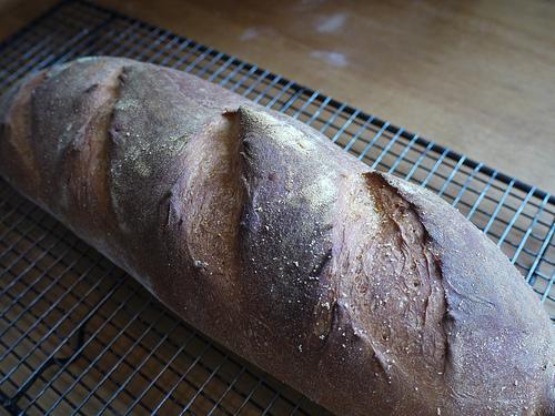 Tokanisches Essen: typisches toskanisches Brot