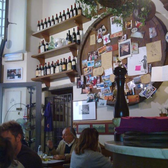 Osteria vini e vecchi sapori, Florence