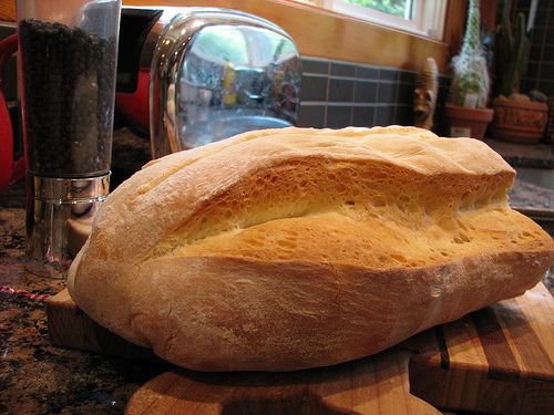 Tuscan Food: the typical Tuscan bread