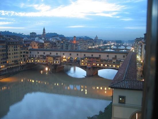 Il Fiume Arno - Firenze - Toscana