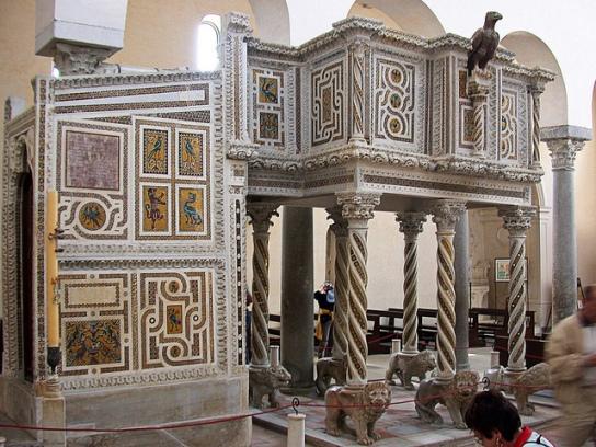Pergamo creato da Niccolò da Foggia