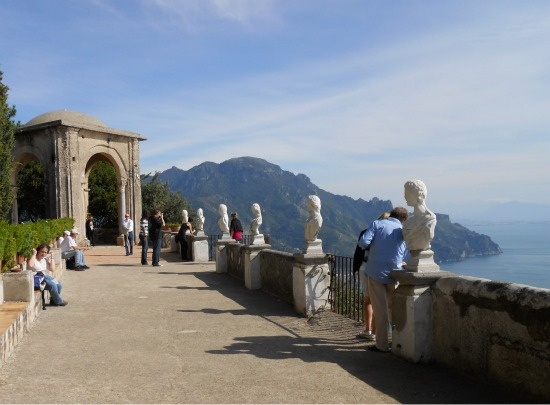 Romantic Honeymoon Ravello Amalfi Coast Italy