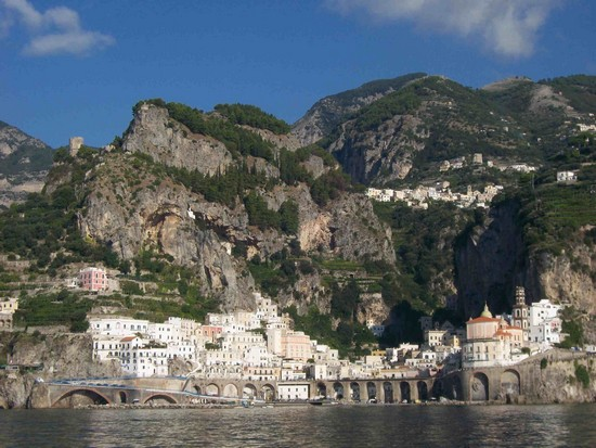 Amalfi Coast: A drive along the stunning coastline