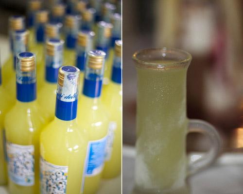Limoncello - in Flaschen abfüllen und Geschmack