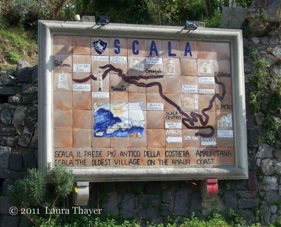 Scala: costiera amalfitana - Campania