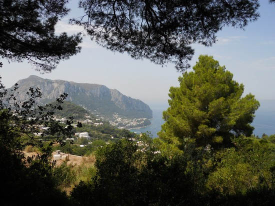 Villa Jovis - Capri