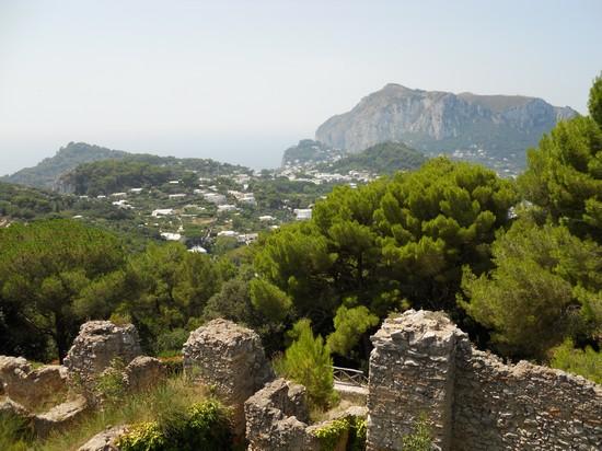 Villa Jovis auf Capri