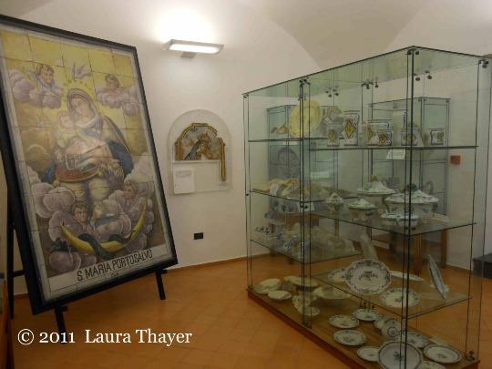 Museo Della Ceramica (particolare)