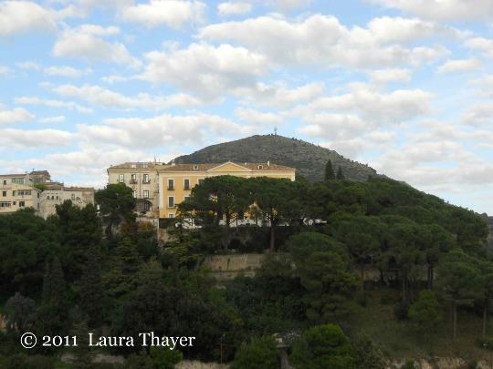 Villa Guariglia (vista)
