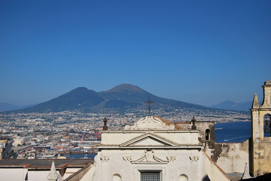 Events in Campania September 2012 Naples