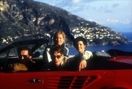 Only You movie filmed in Positano