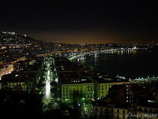 Top-Adressen für das beste Nachtleben in Neapel