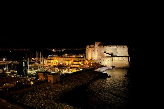 Santa Lucia Borgo Marinario, Neapel