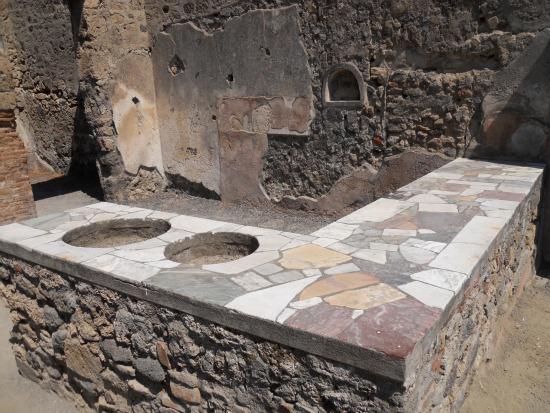 Photo of Pompeii architecture - Pompeii in pictures