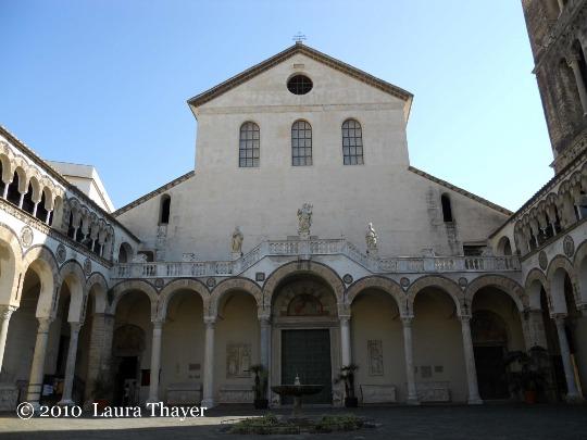 La Cattedrale di San Matteo