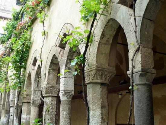 Il monastero e la chiesa di San Francesco