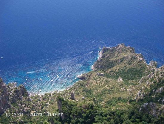 Isola di Capri (vista)