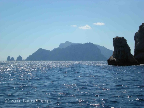 Capri, Kampanien - Golf von Neapel