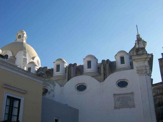 Santo Stefano Church - Capri