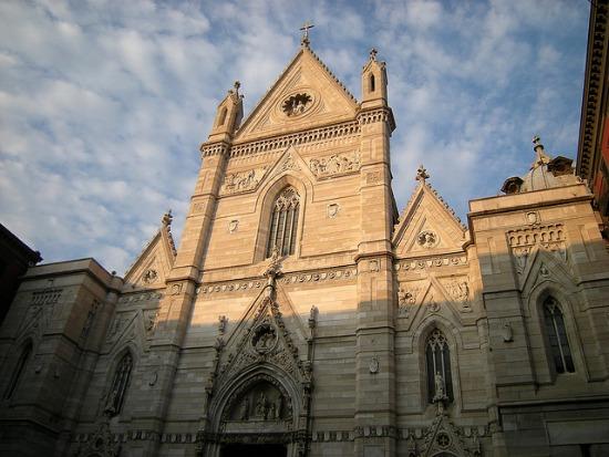 Kathedrale, auch als Duomo di San Gennaro