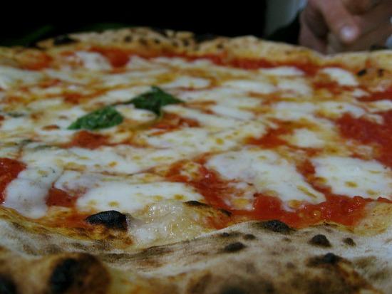 Neapolitanischen Pizza