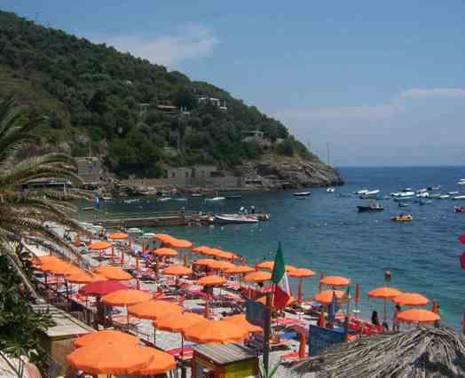 Nerano: Amalfi-Küste