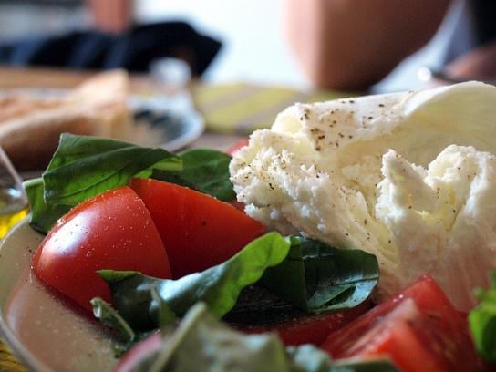 Regionalgerichte Kampaniens: parmigiana di melanzane