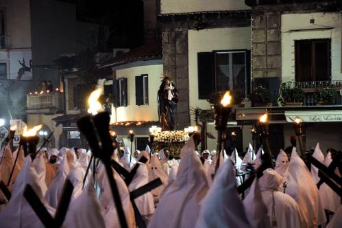 Ostern feiern in Kampanien - Sorrento