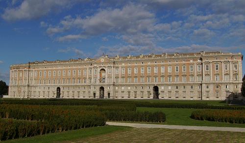 Ein königlicher Tag im Palazzo Reale in Caserta