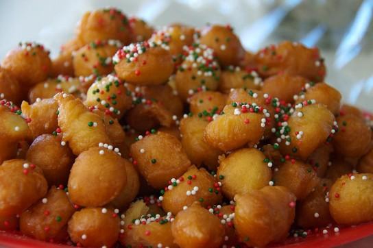 Sweet Neapolitan Christmas Tradition
